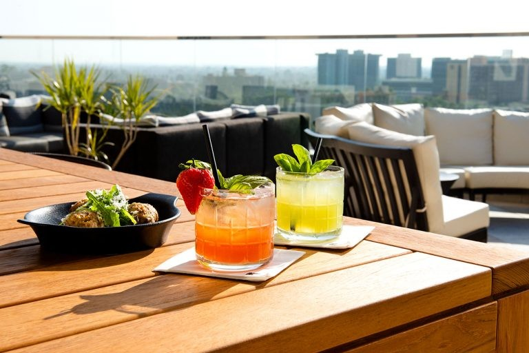 4 Hotel Rooftop Bars and Lounges to Visit  in O.C