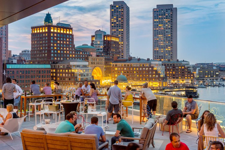 10 Awesome Rooftop Bars We'll Be Drinking at All Summer Long